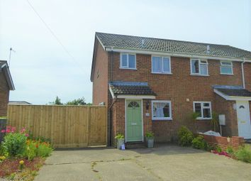 Thumbnail 2 bed semi-detached house for sale in Kitchener Road, Leiston