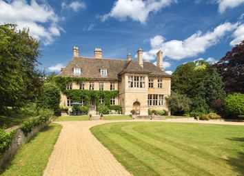 Thumbnail 10 bed country house for sale in Russell Hill, Thornhaugh, Peterborough