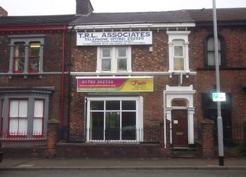 Thumbnail Office to let in 13 Birch Terrace, Hanley, Stoke-On-Trent, Staffordshire