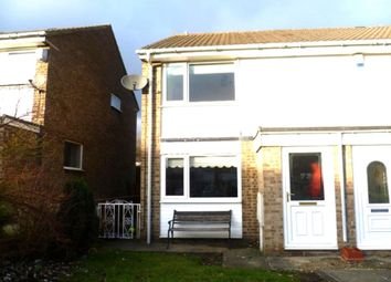 Thumbnail 2 bed property to rent in Thorntons Close, Pelton, Chester Le Street
