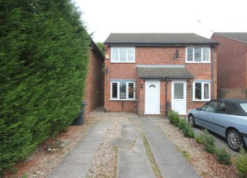 Thumbnail 2 bed semi-detached house for sale in Maple Close, Burbage, Hinckley
