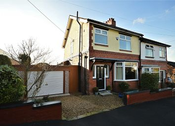 3 bed semi-detached house for sale in Cote Green Lane, Marple Bridge, Stockport SK6