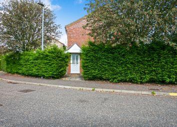 Thumbnail 2 bed end terrace house for sale in Nene Road, Watlington, King's Lynn