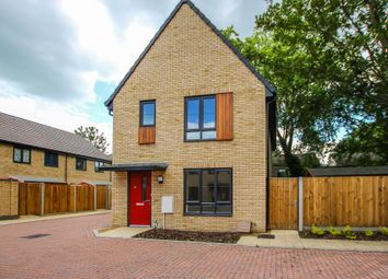 Thumbnail 3 bedroom detached house for sale in Eastfield, Cambridge