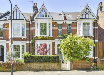 Thumbnail 4 bed semi-detached house for sale in Milman Road, Queens Park, London