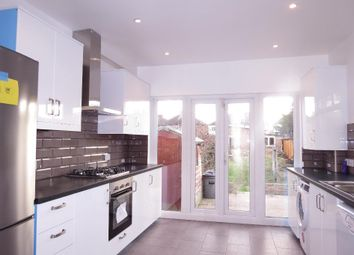 Thumbnail 4 bed semi-detached house to rent in Martin Way, Morden, London