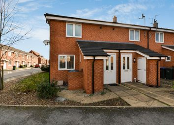 Thumbnail 1 bed end terrace house for sale in Anglian Way, Stoke Village, Coventry