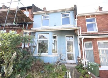 Thumbnail 3 bed terraced house for sale in Westbourne Road, Torquay