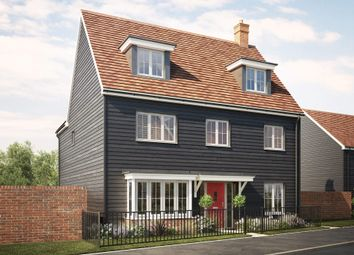 Thumbnail 5 bed detached house for sale in Keepers Cottage Lane, Off Hall Road, Wouldham, Kent