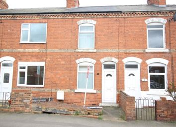 Thumbnail 2 bedroom terraced house for sale in Stubbing Lane, Worksop