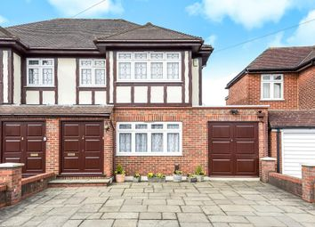 Thumbnail 4 bed semi-detached house for sale in Stanmore, Middlesex