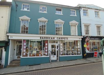 Thumbnail 2 bed flat for sale in High Street, Lewes