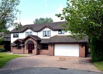 Thumbnail 5 bedroom detached house for sale in Prestwick Close, Tytherington, Macclesfield, Cheshire