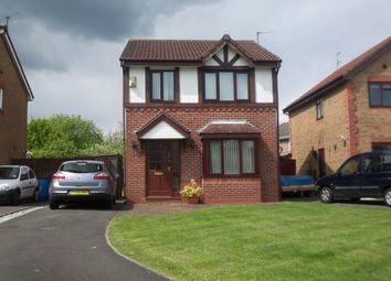 Thumbnail 3 bed detached house for sale in Manorwood Drive, Whiston, Prescot