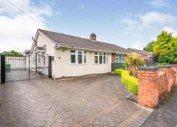 Thumbnail 3 bed bungalow for sale in Friars Avenue, Great Sankey, Warrington, Cheshire