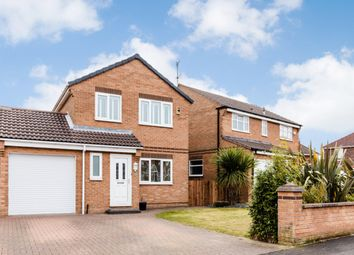 Thumbnail 3 bed detached house for sale in Parklands Way, Gateshead, Tyne And Wear