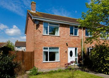 Thumbnail 3 bedroom semi-detached house for sale in Chancellor Close, Walton, Street