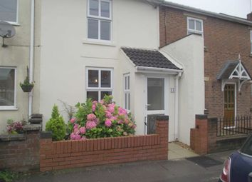 Thumbnail 2 bedroom terraced house to rent in High Street, Wroughton, Swindon
