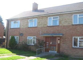 Thumbnail 1 bed flat to rent in Heather Avenue, Peterborough