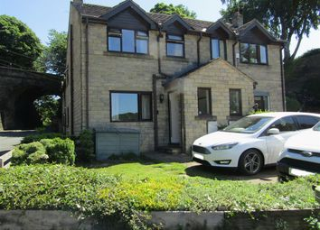 Thumbnail 2 bed terraced house for sale in Victoria Close, Berry Brow, Huddersfield