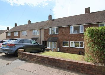Thumbnail 3 bed terraced house to rent in Buxton Road, Waltham Abbey