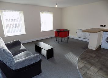 Thumbnail 1 bed flat to rent in Devonshire Street, Carlisle