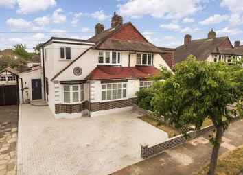 Thumbnail 4 bed semi-detached house for sale in Frensham Road, London