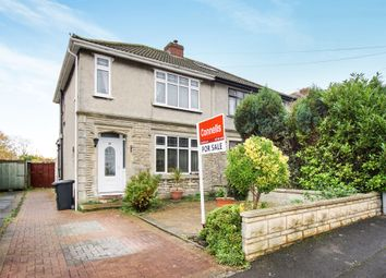 Thumbnail 3 bed semi-detached house for sale in Mackie Grove, Filton, Bristol
