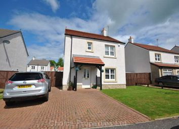 Thumbnail 3 bed detached house for sale in Netherplace Quadrant, Mauchline
