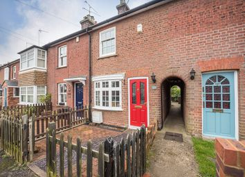 Thumbnail 2 bed terraced house to rent in Cravells Road, Harpenden