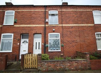 Thumbnail 2 bedroom terraced house to rent in Harrison Street, Eccles, Manchester
