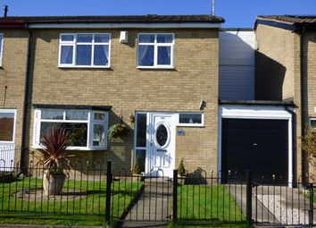 Thumbnail 4 bed terraced house for sale in Dunmow Court, Offerton, Stockport