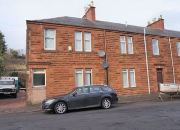 Thumbnail 3 bed flat for sale in King Street, Newmilns