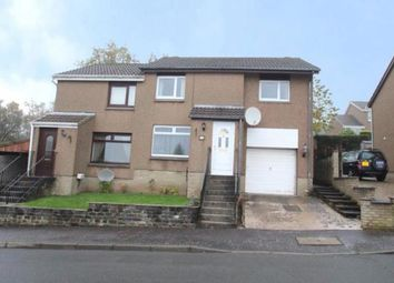 Thumbnail 3 bed semi-detached house for sale in Cowal Crescent, Glenrothes, Fife