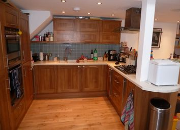 Thumbnail 2 bed terraced house to rent in Northernhay Street, Exeter