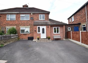 Thumbnail 3 bed semi-detached house for sale in Slater Crescent, Wirksworth, Matlock