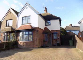 Thumbnail Semi-detached house for sale in Middleton Road, Gorleston, Great Yarmouth