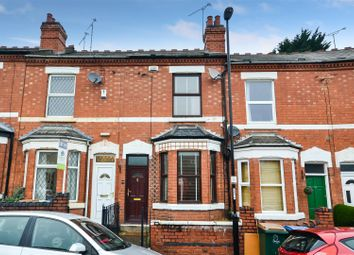 Thumbnail 2 bed terraced house for sale in Newcombe Road, Earlsdon, Coventry
