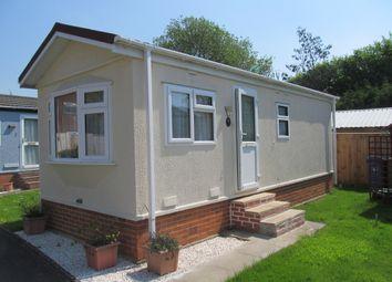 Thumbnail 1 bed mobile/park home for sale in Cavendish Park, College Town, Sandhurst, Berkshire