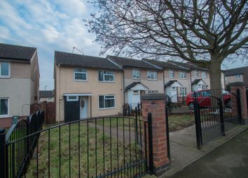 Thumbnail 3 bedroom terraced house for sale in Abbotsford Drive, Nottingham
