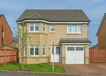 Thumbnail 4 bed detached house for sale in Balliol Path, Airdrie