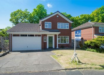 Thumbnail 4 bedroom detached house for sale in Great Marld Close, Smithills, Bolton, Lancashire