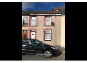 Thumbnail 3 bedroom terraced house to rent in Hillside Terrace, Wattstown, Porth