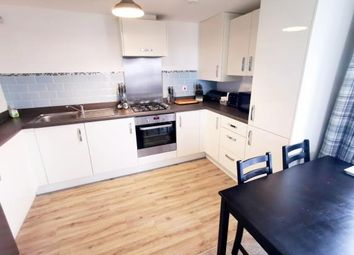 Thumbnail 2 bed flat for sale in 10-12 Abraham Drive, Poole, Dorset