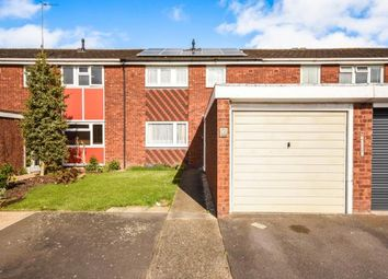 Thumbnail 3 bed terraced house for sale in Redwood Close, Witham