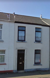 Thumbnail 3 bed terraced house to rent in Regent Street West, Neath/ Portalbot