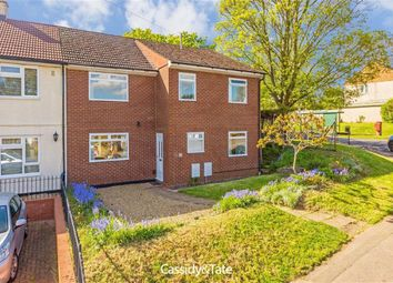 Thumbnail 5 bed semi-detached house for sale in Green Lane, St Albans, Hertfordshire