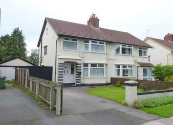 Thumbnail 3 bed semi-detached house to rent in Raeburn Avenue, Eastham, Wirral