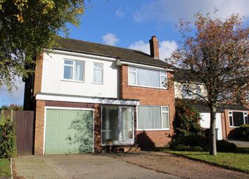 Thumbnail 4 bed detached house to rent in Sandown Crescent, Cuddington, Northwich