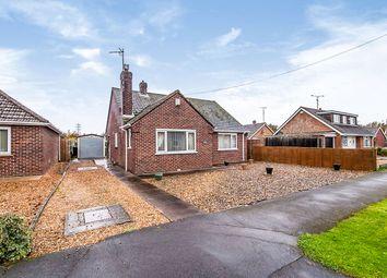Thumbnail 3 bedroom detached bungalow for sale in Elmfield Drive, Elm, Wisbech